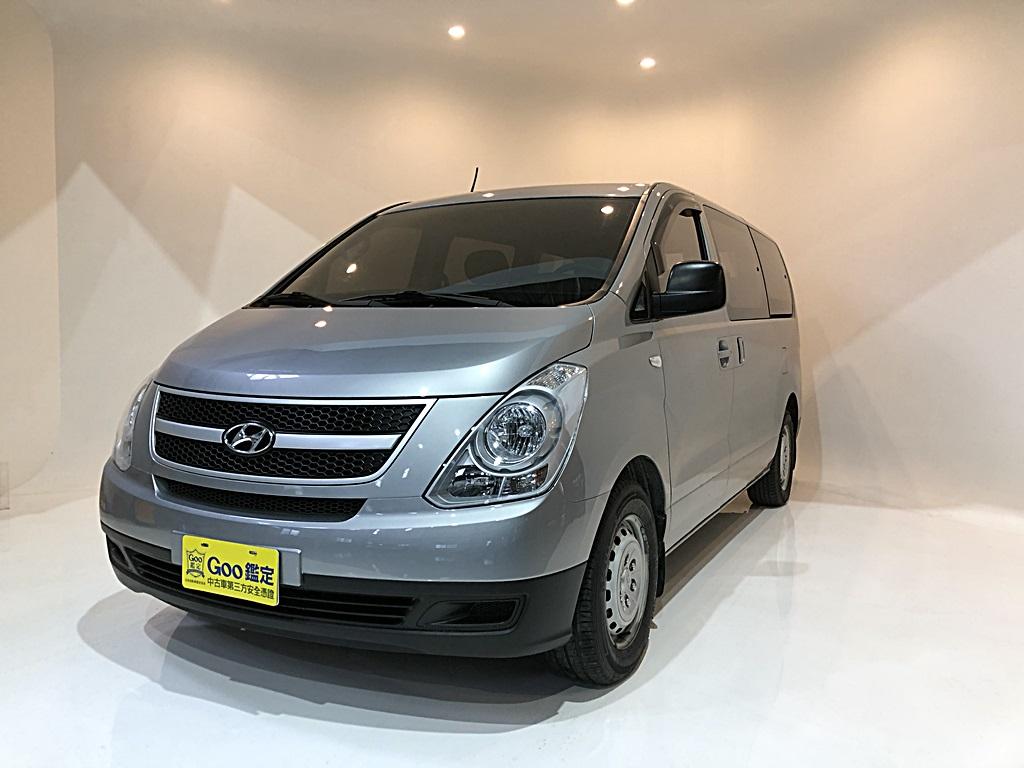 2013 Hyundai Grand starex
