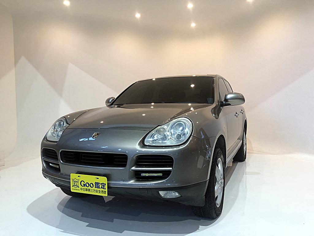 2004 Porsche 保時捷 Cayenne