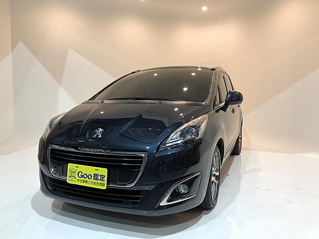 2014 Peugeot 5008