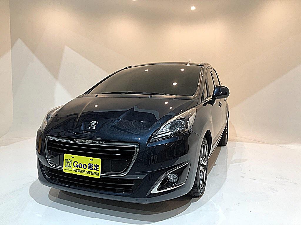 2015 Peugeot 5008