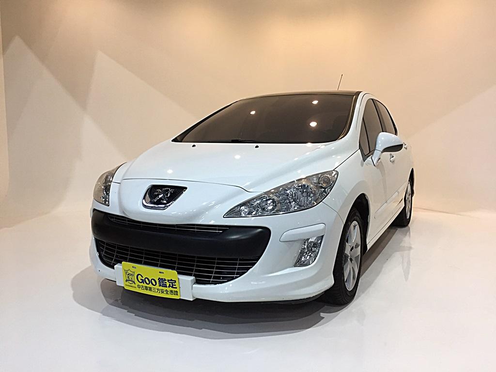 2009 Peugeot 308