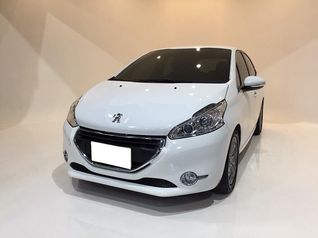 2014 Peugeot 寶獅 208