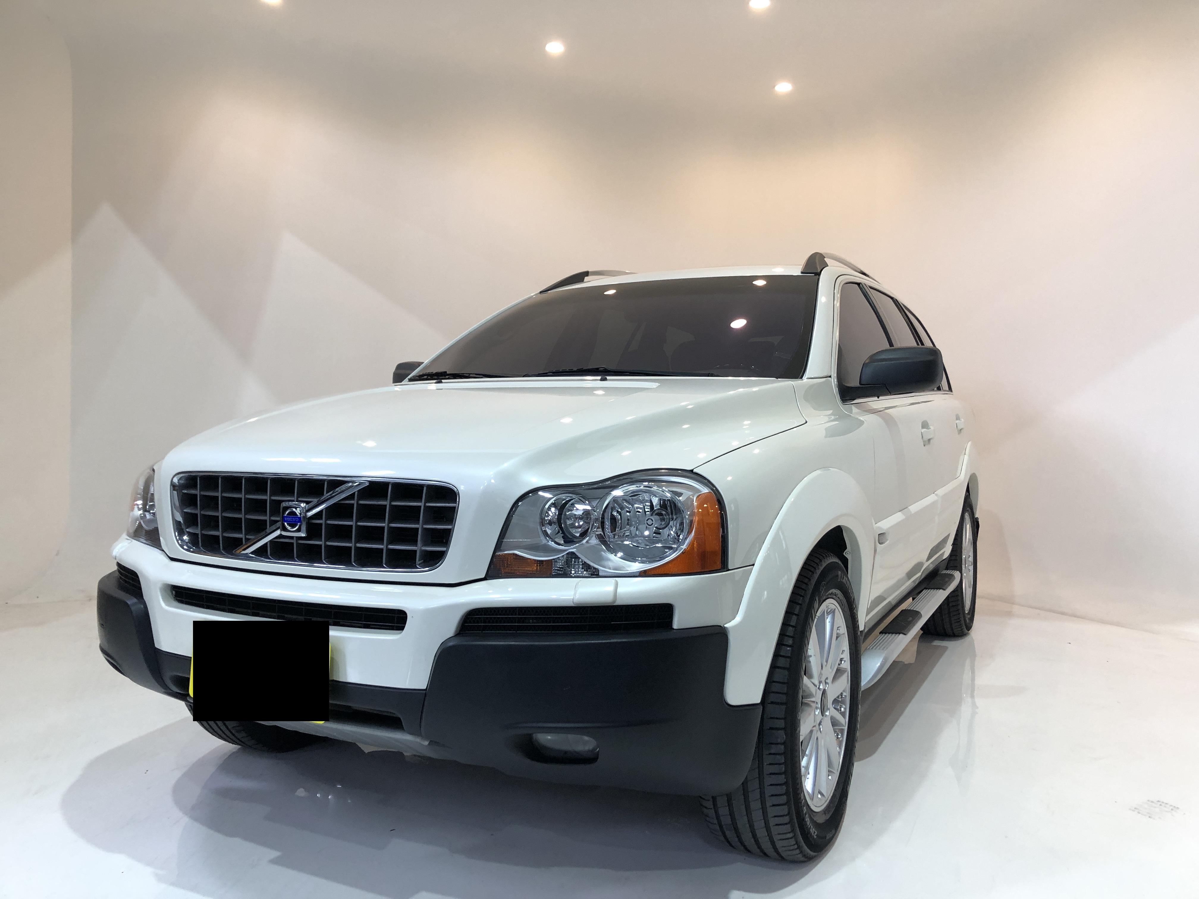 2004 Volvo 富豪 Xc90