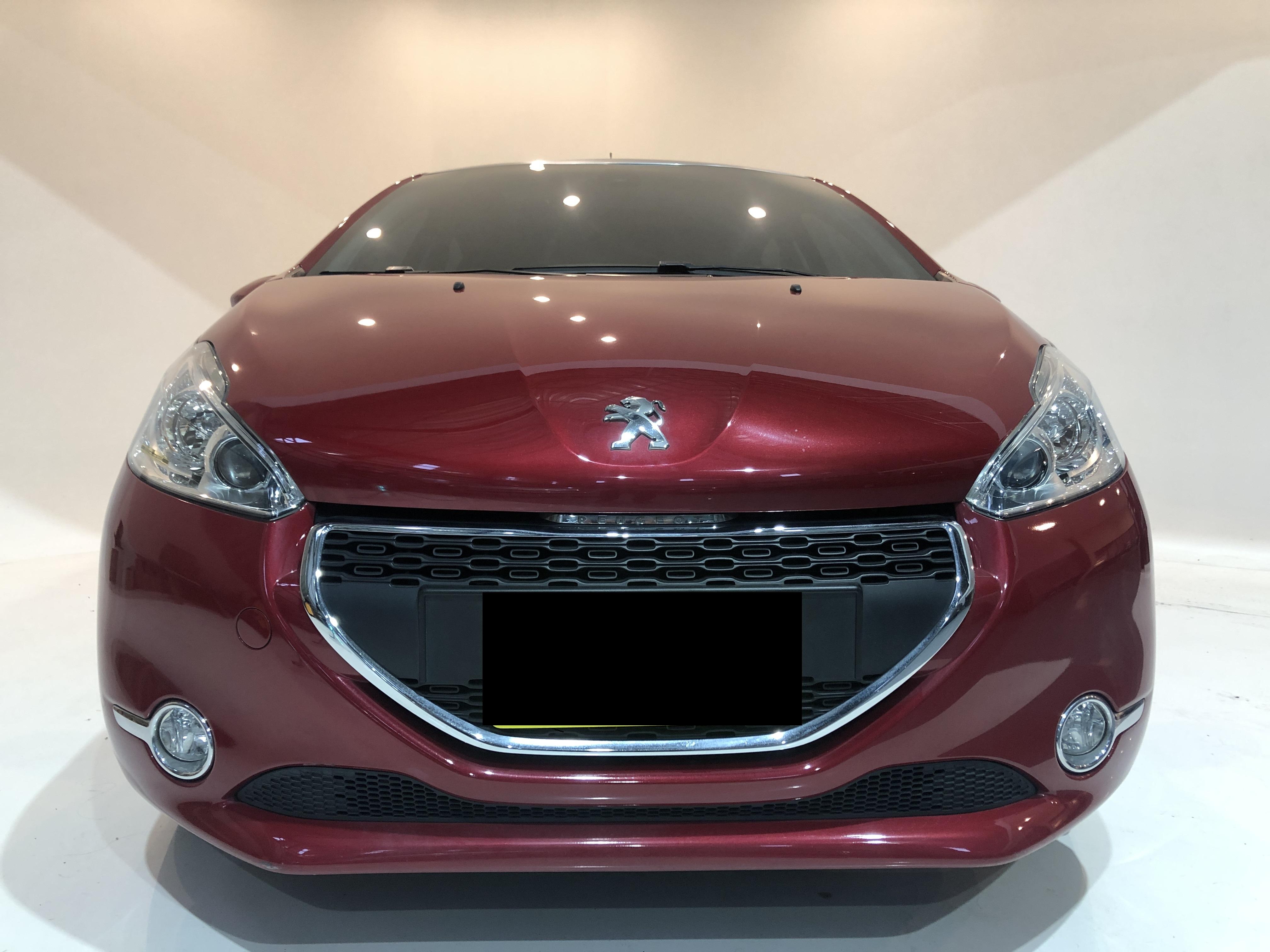 2015 Peugeot 寶獅 208