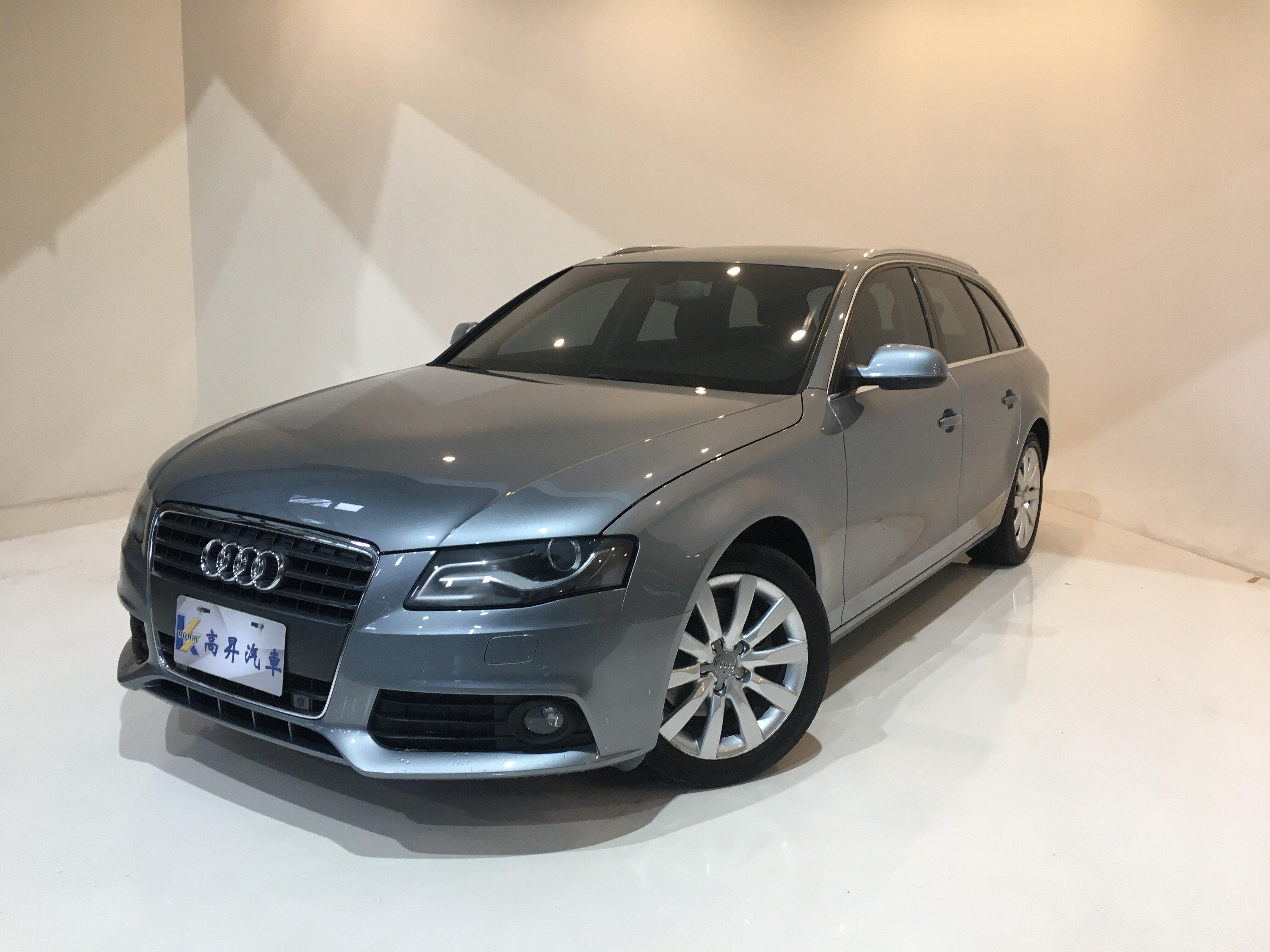 2010 Audi 奧迪 A4 avant