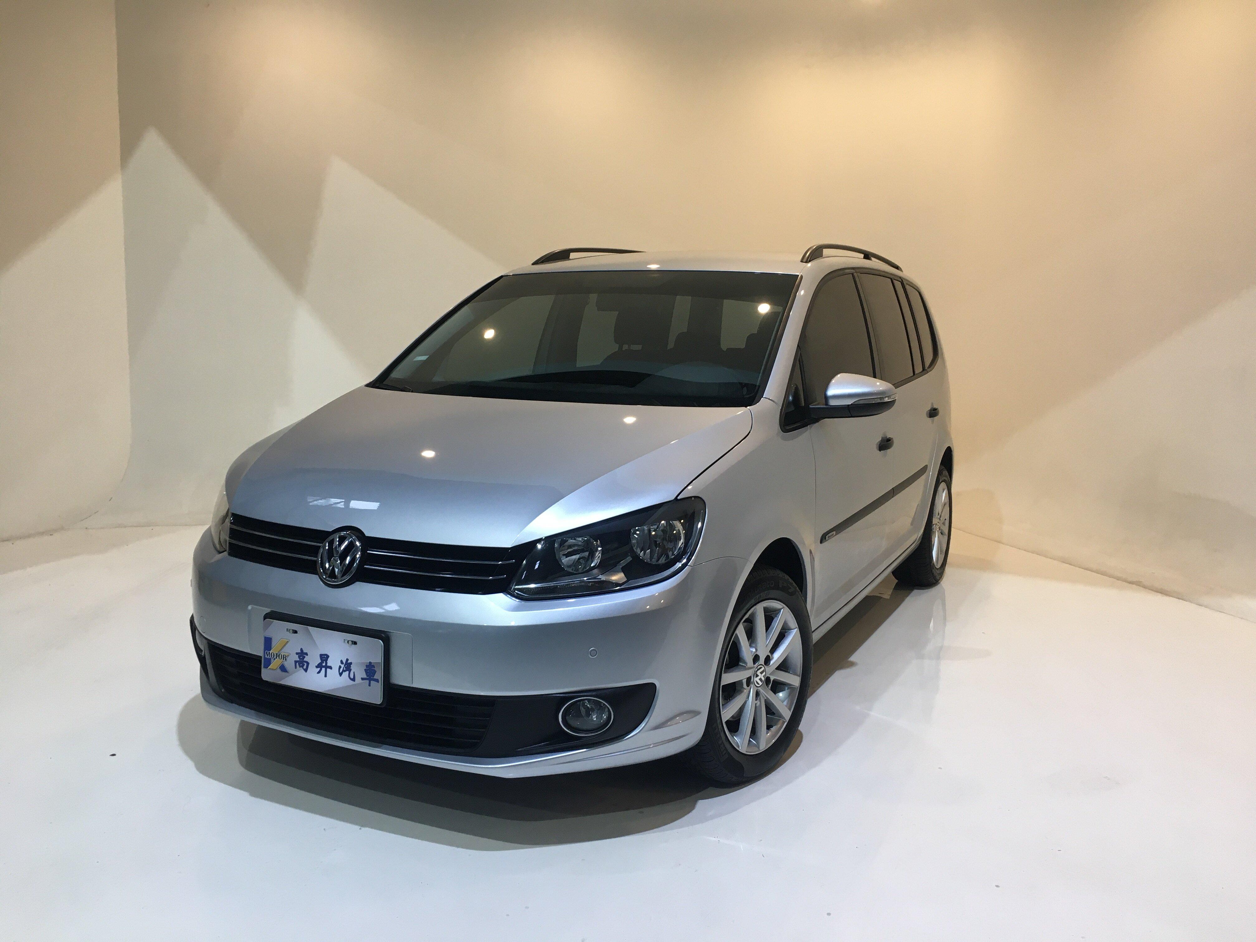 2014 Volkswagen 福斯 Touran