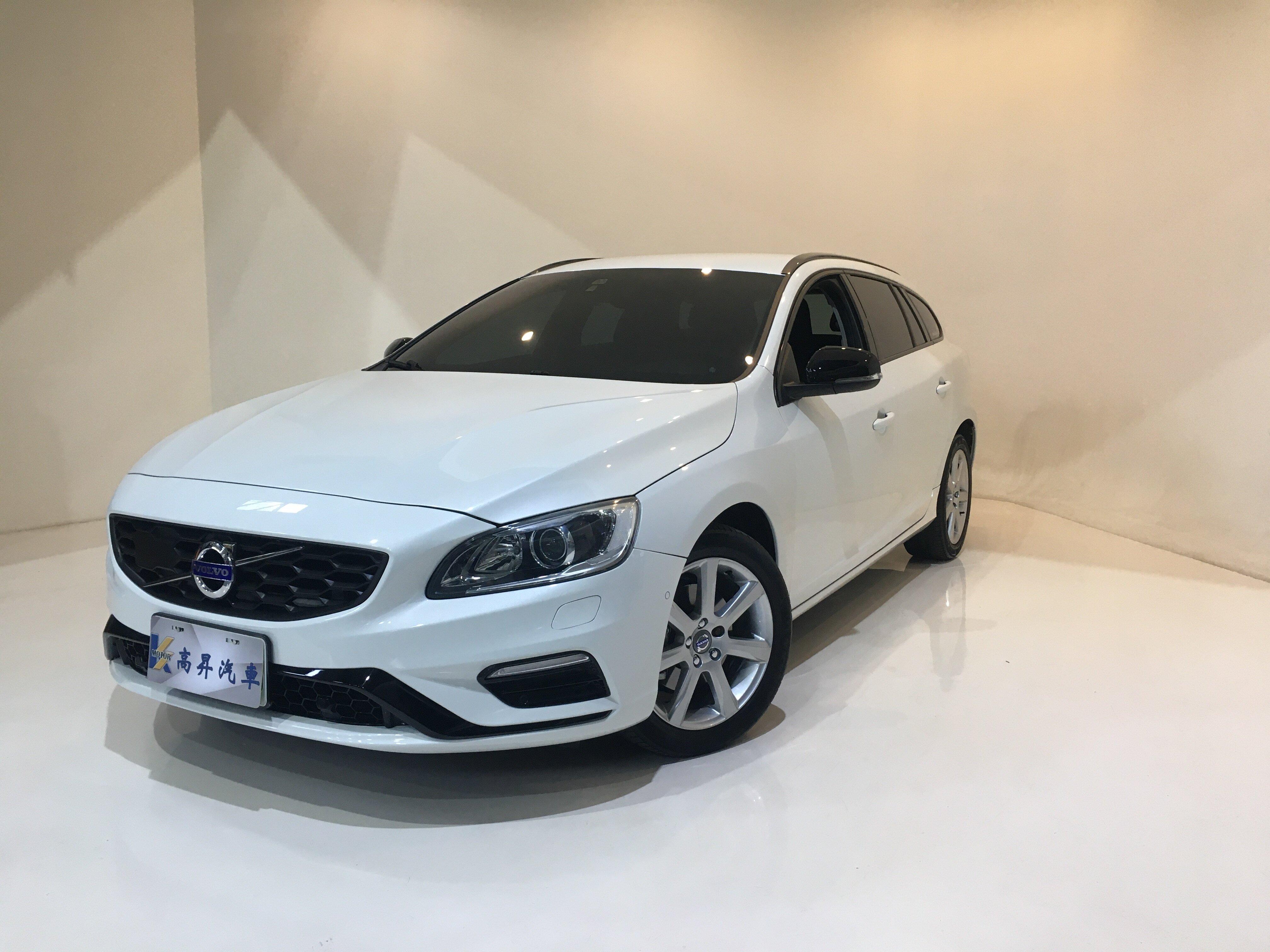 2014 Volvo 富豪 V60