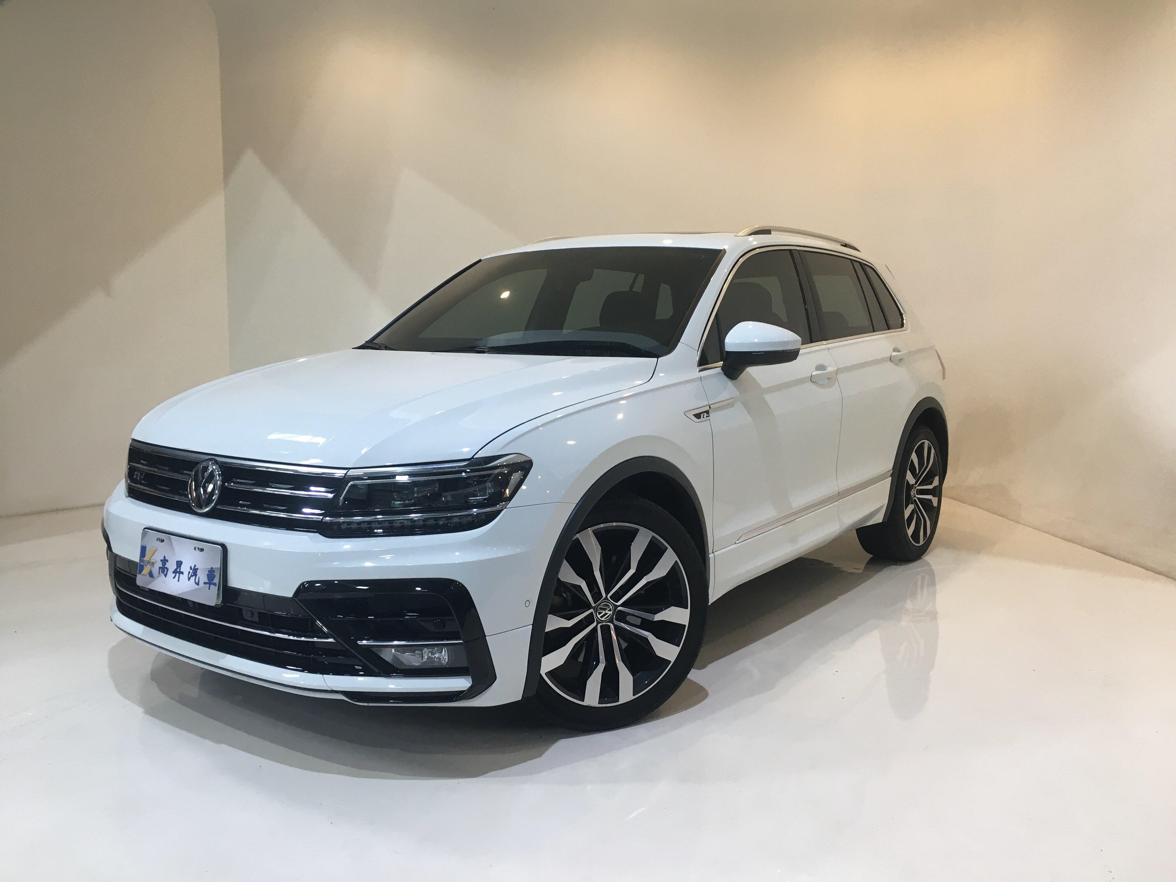 2018 Volkswagen 福斯 Tiguan