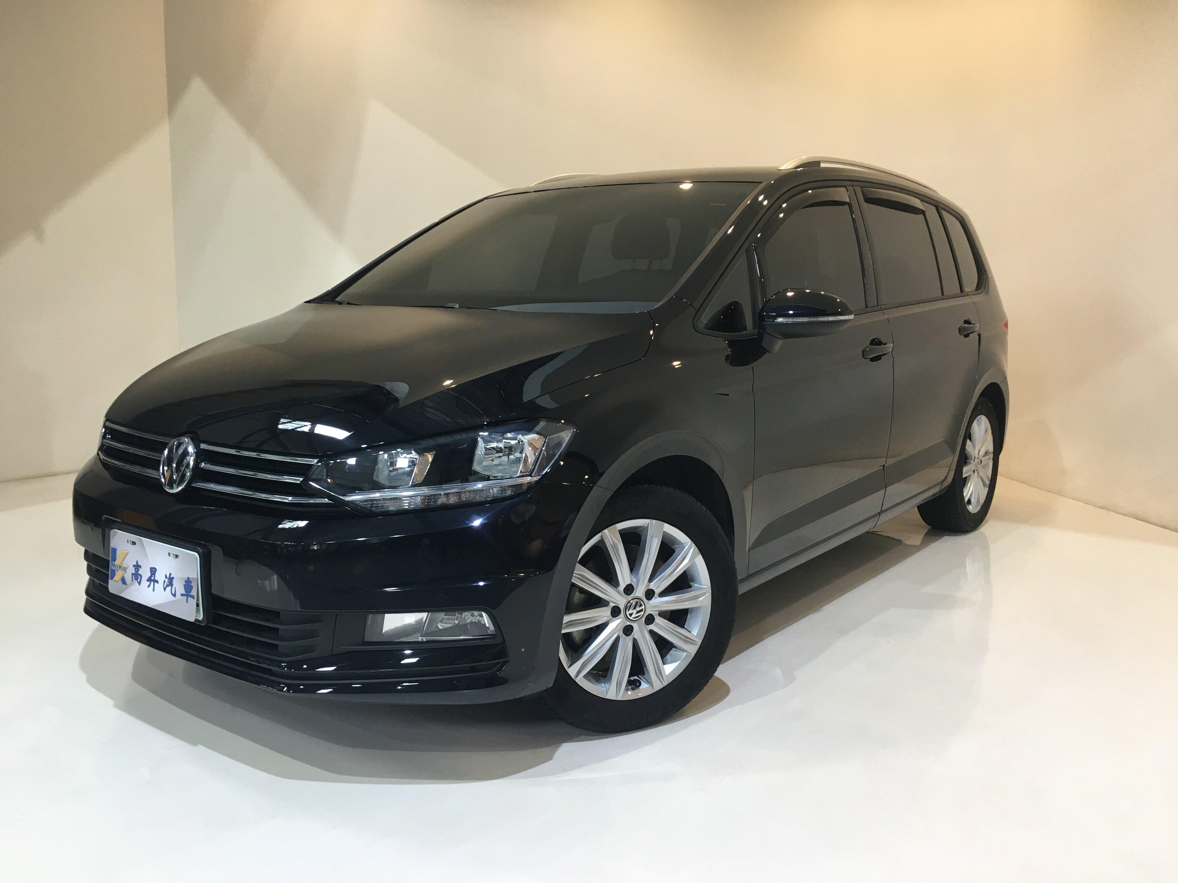 2017 Volkswagen 福斯 Touran