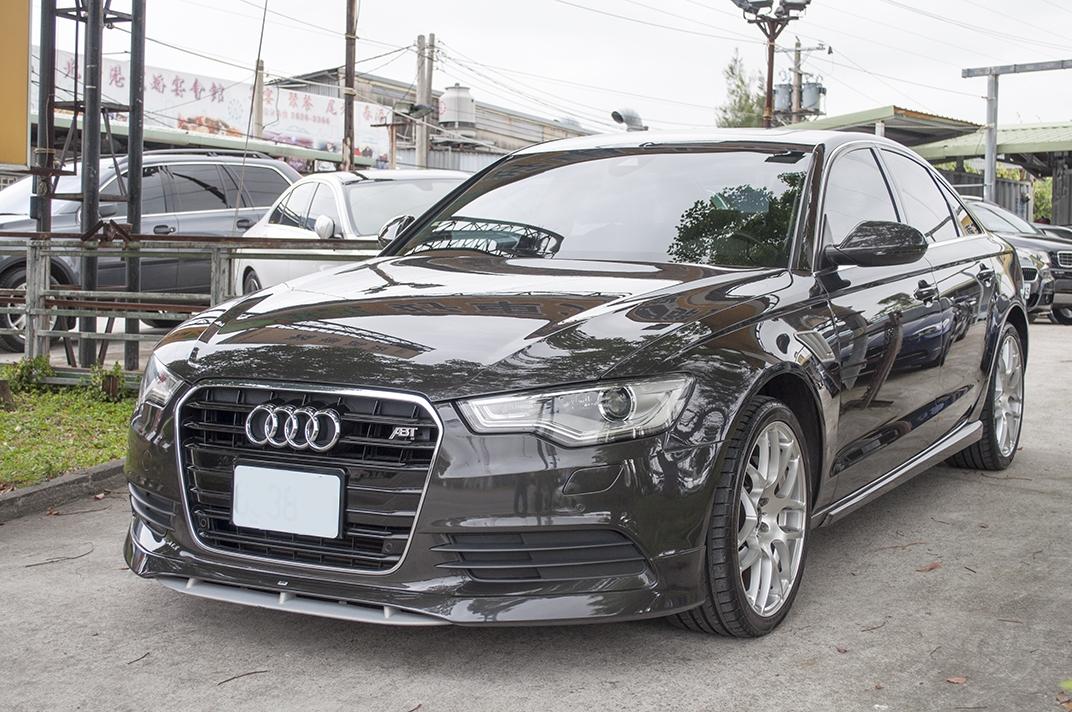 2011 Audi A6 sedan