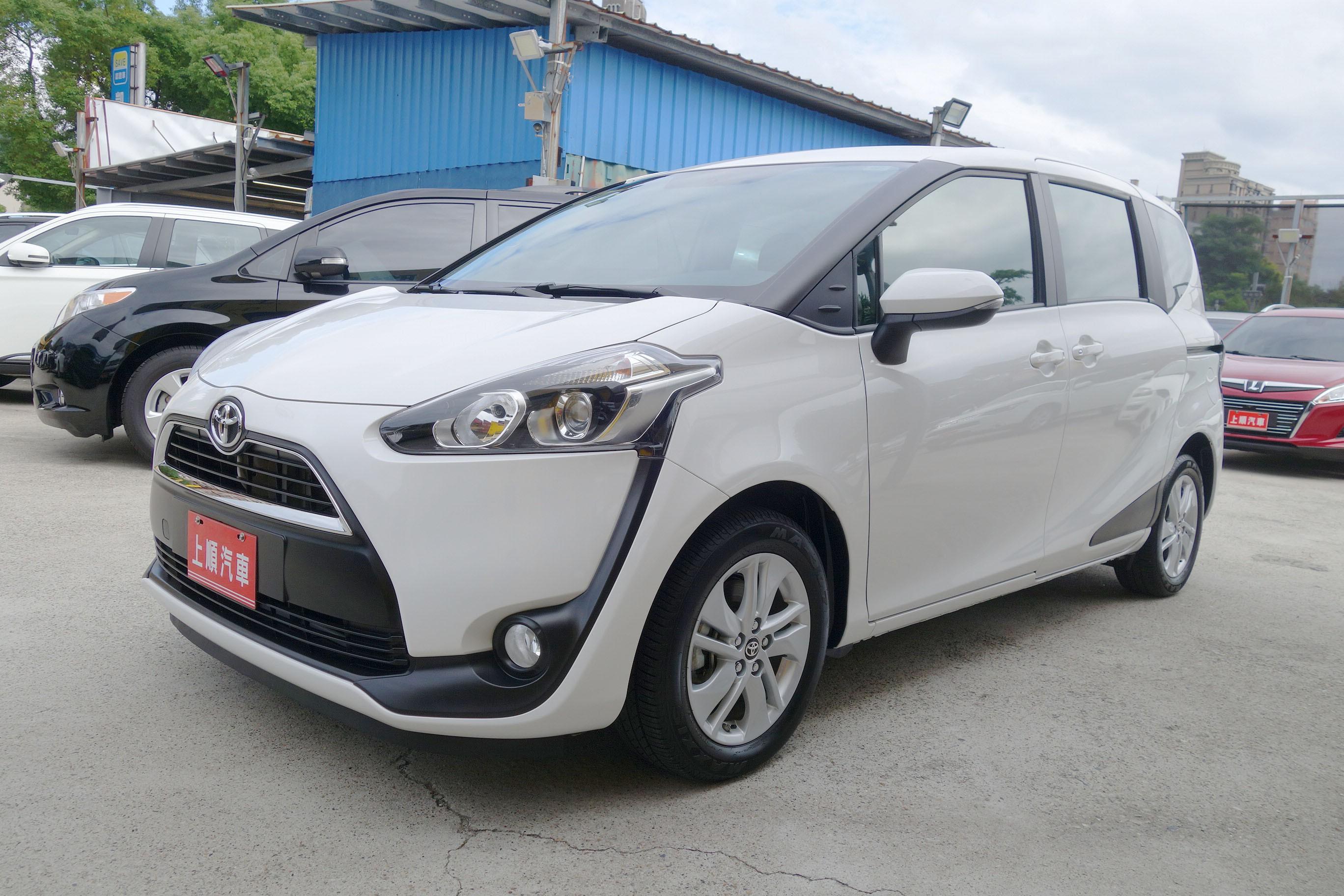 2018 Toyota Sienta