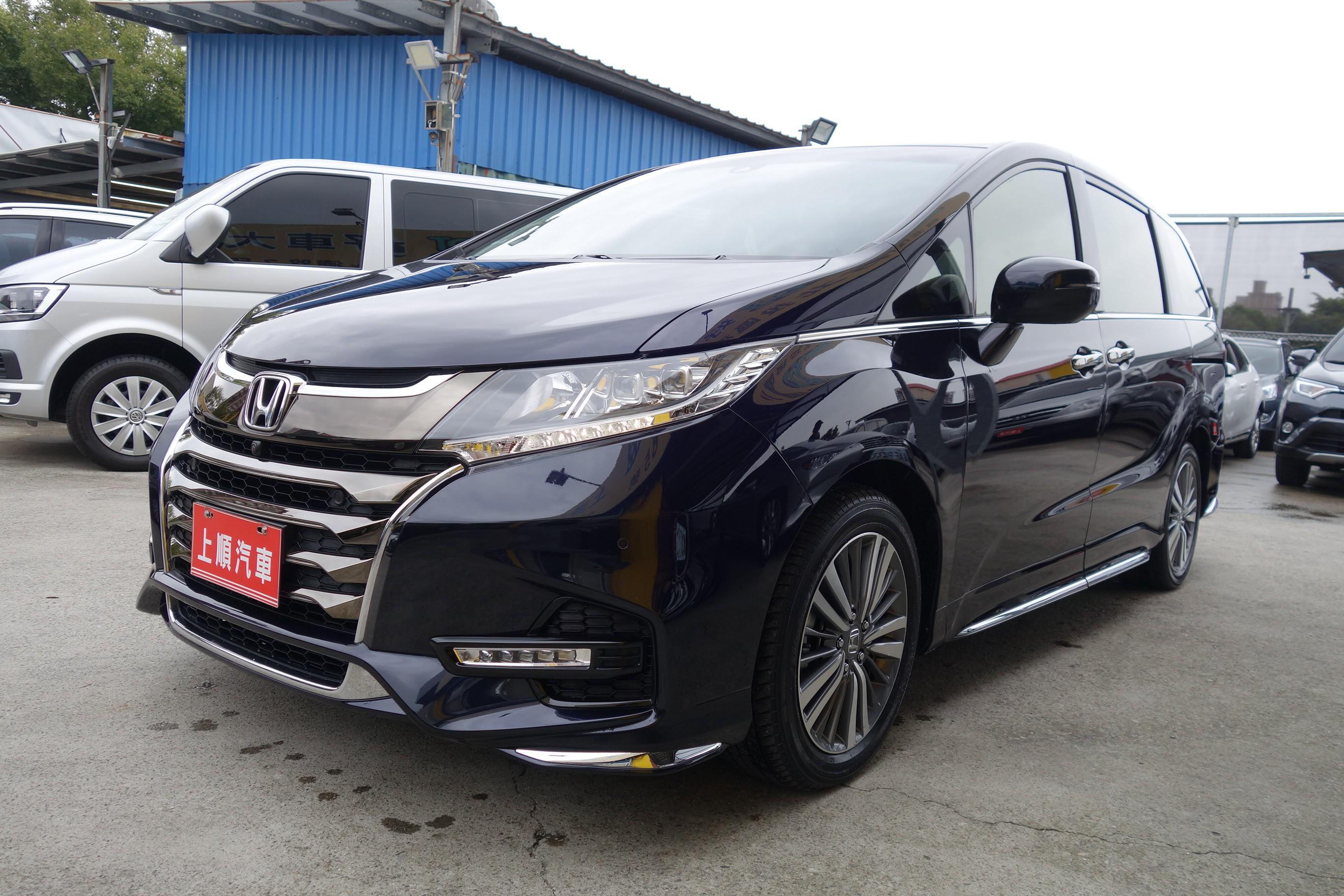 2018 Honda 本田 Odyssey