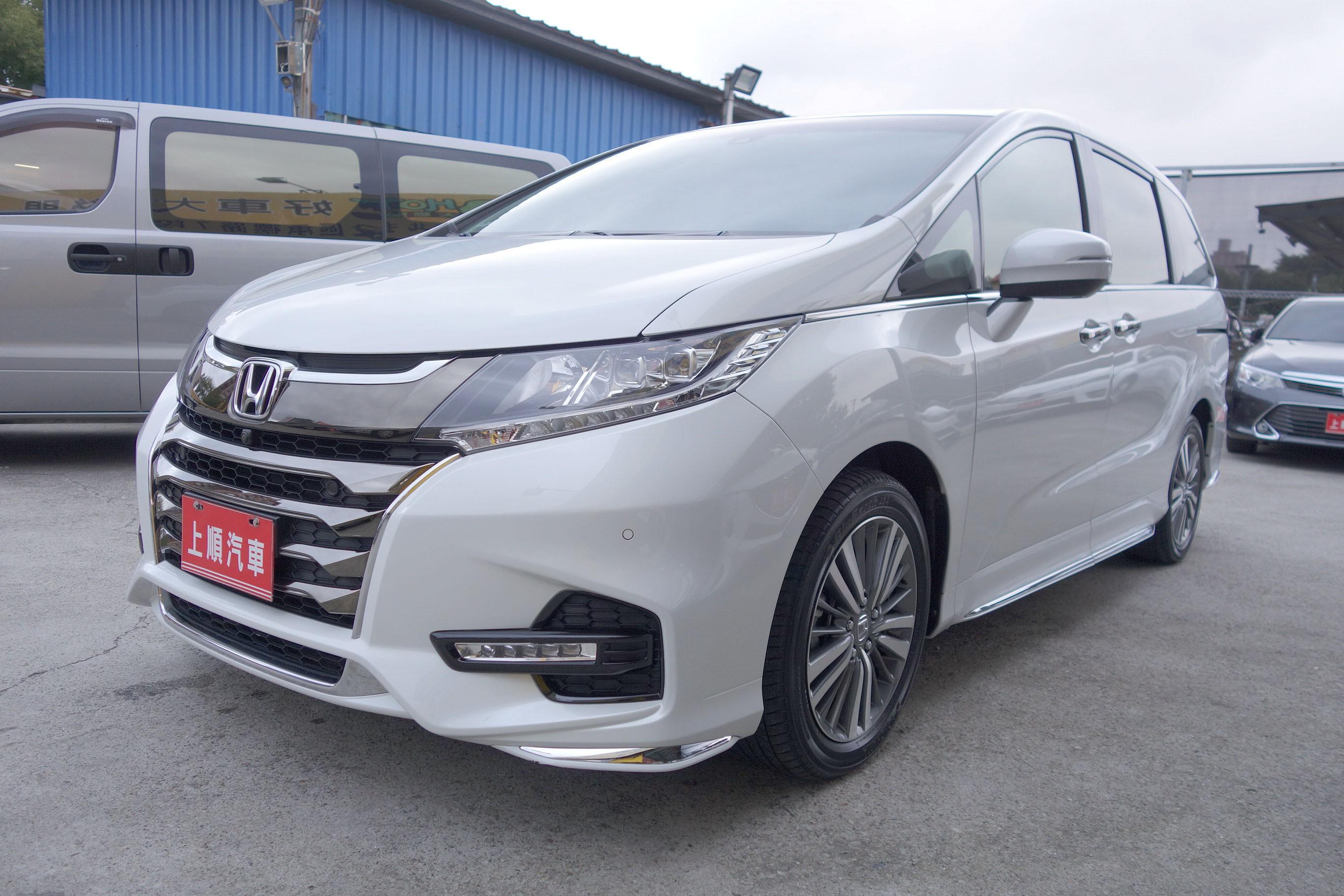 2019 Honda 本田 Odyssey