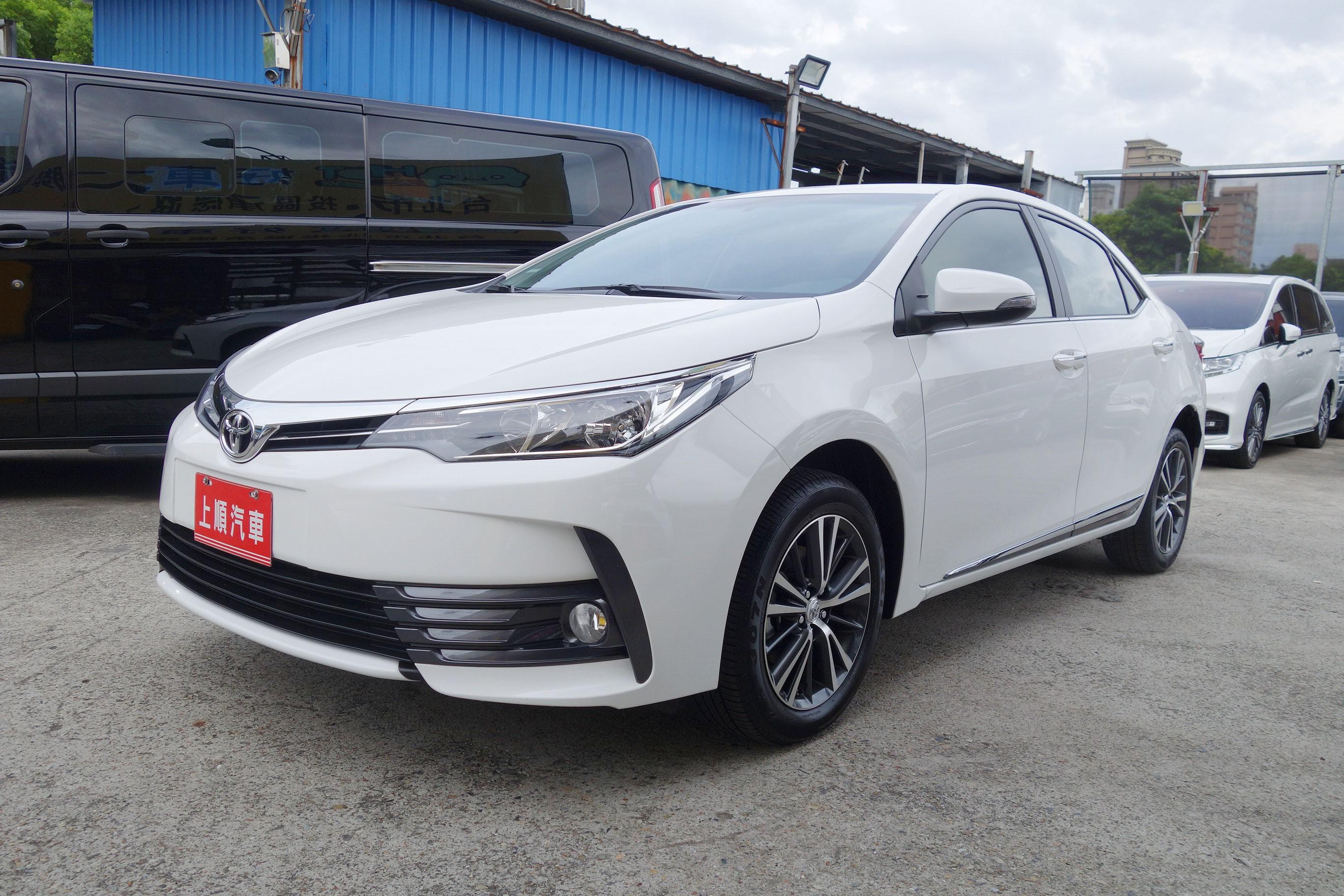 2019 Toyota 豐田 Corolla Altis