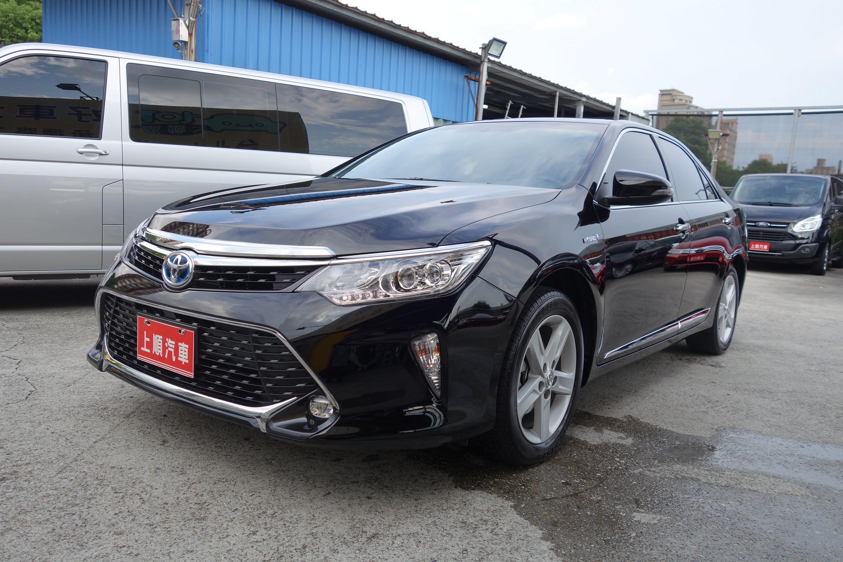 2016 Toyota 豐田 Camry
