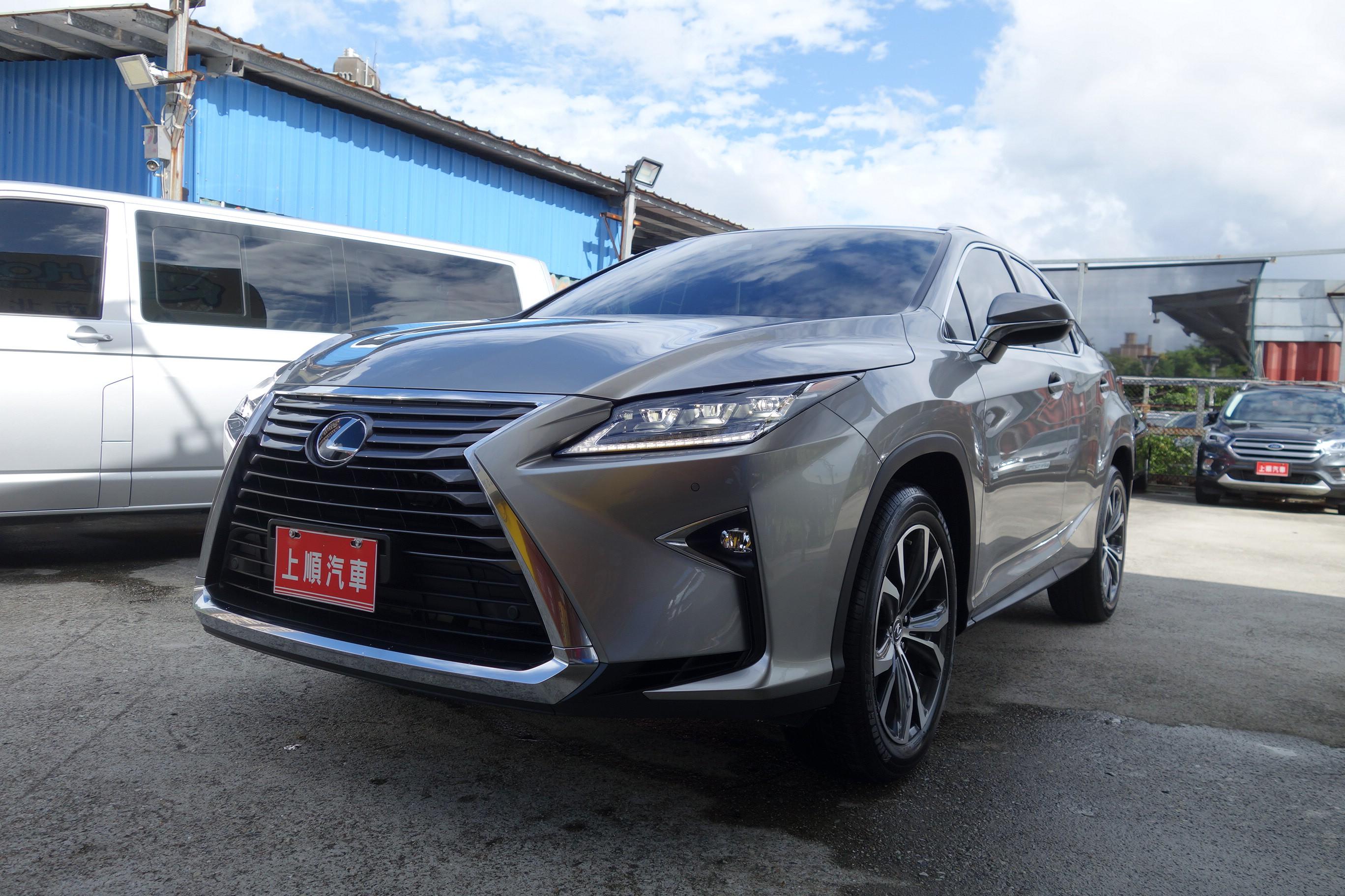 2018 Lexus 凌志 Rx
