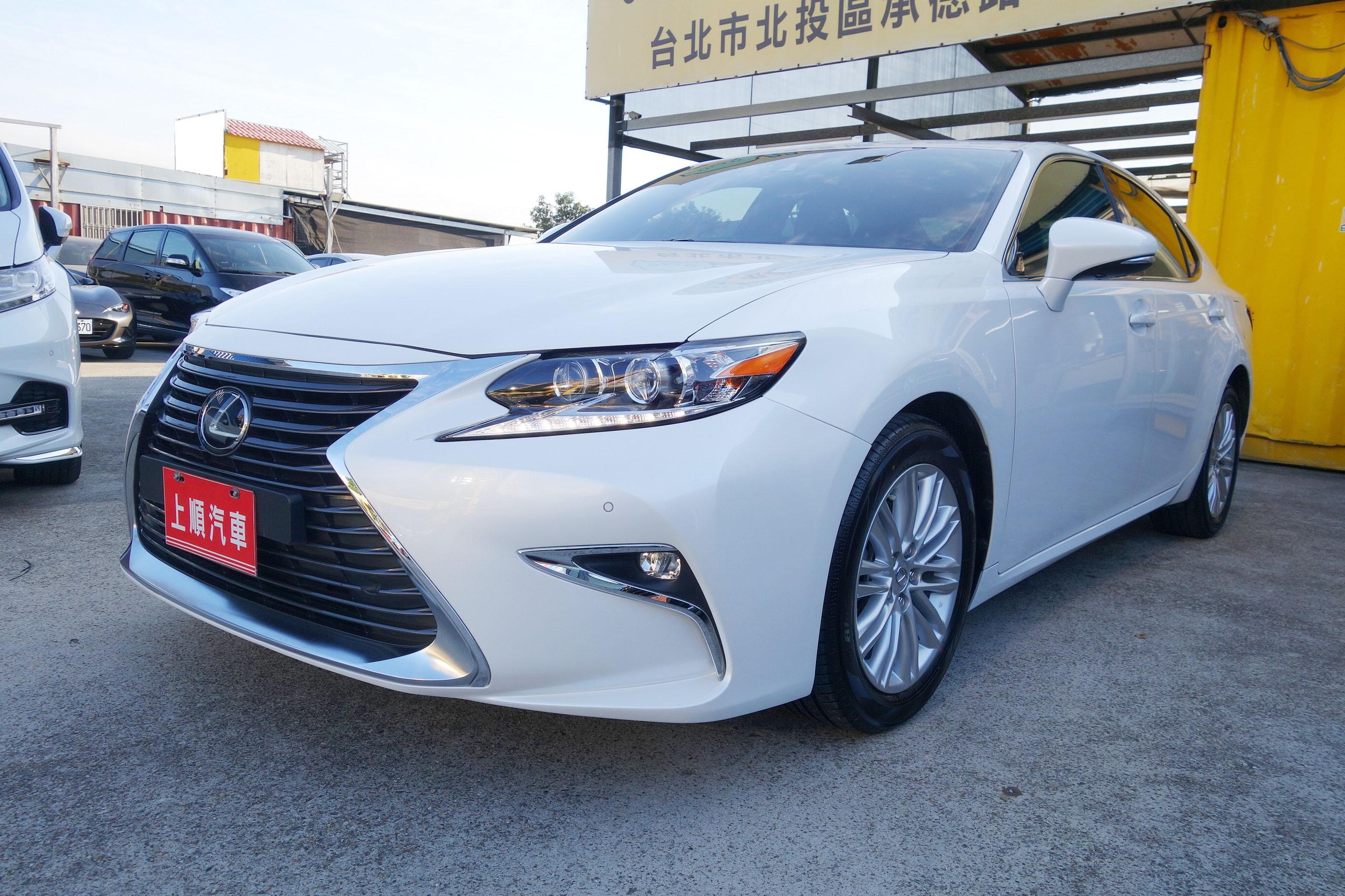 2016 Lexus 凌志 Es