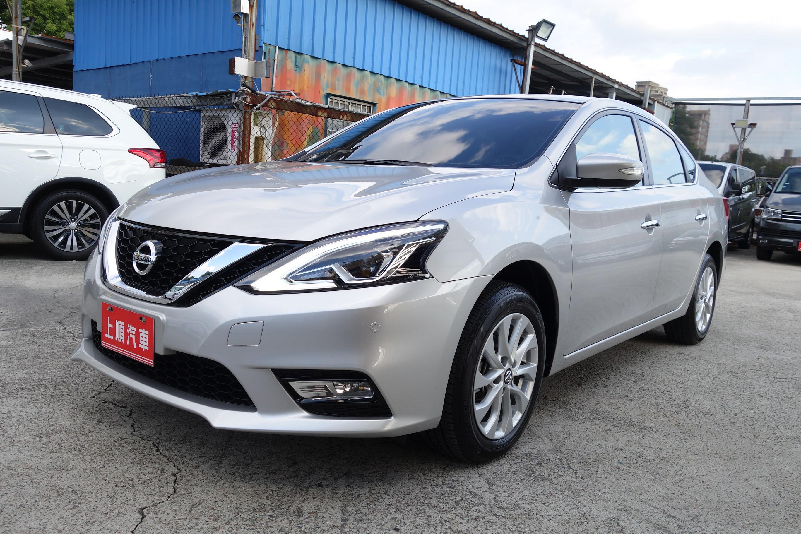 2018 Nissan 日產 Sentra
