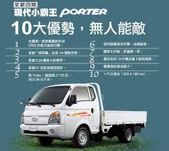 2019 Hyundai 現代 Porter
