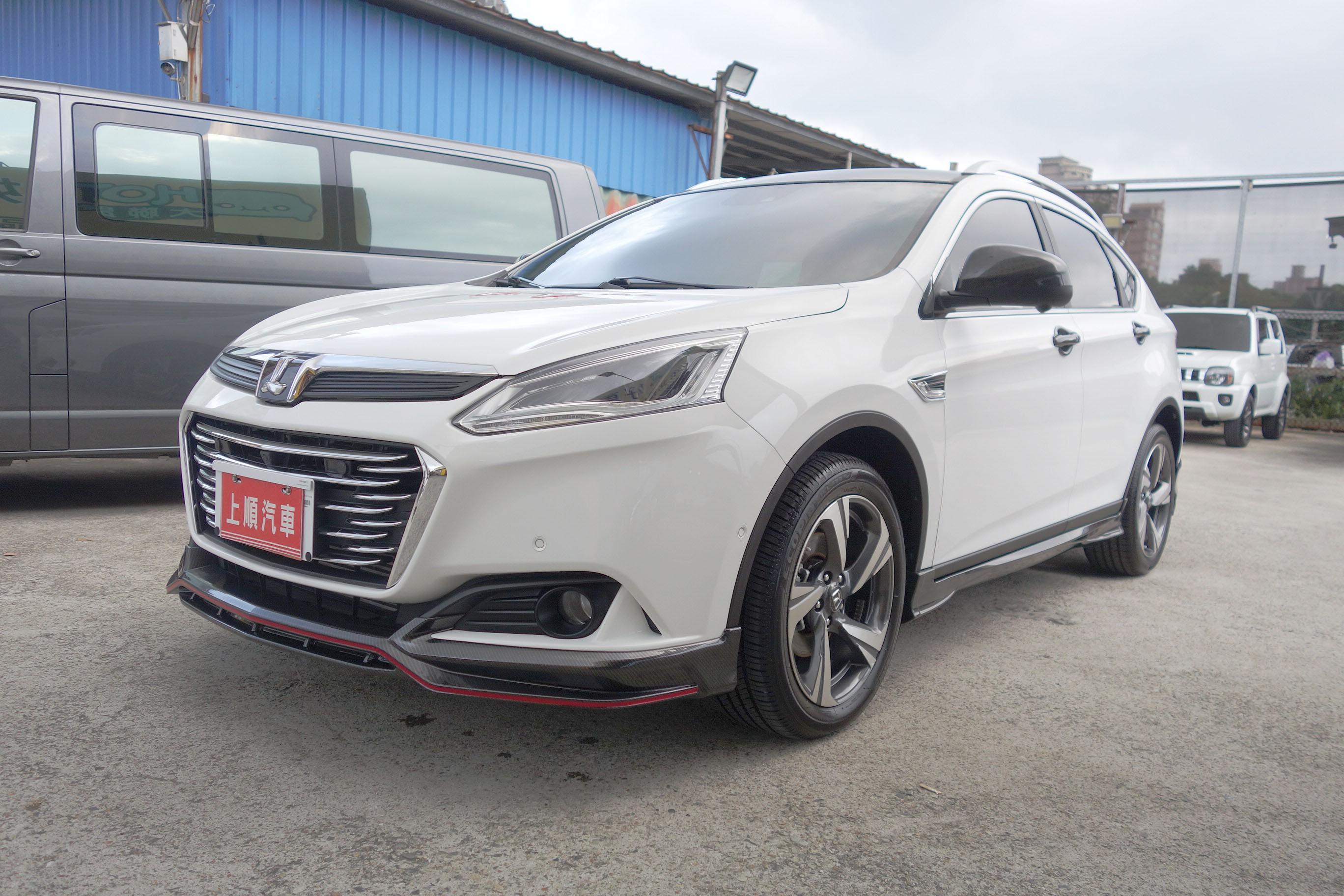 2019 Luxgen 納智捷 U6 turbo
