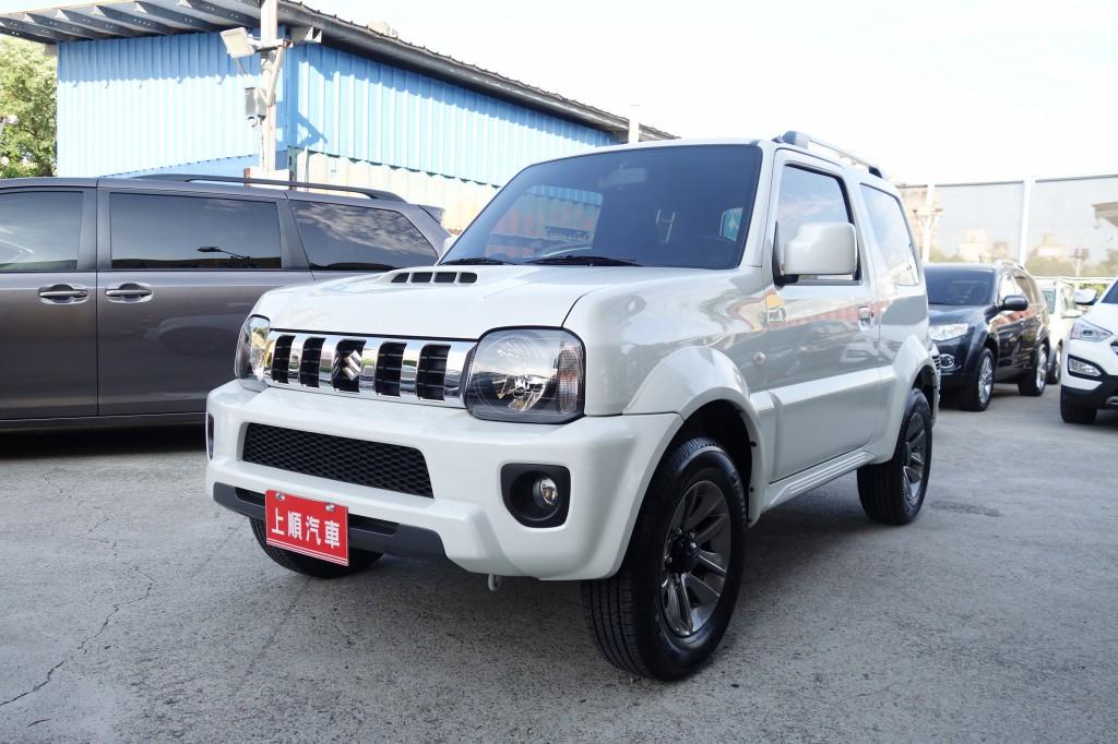 Suzuki 鈴木 2017 Jimny