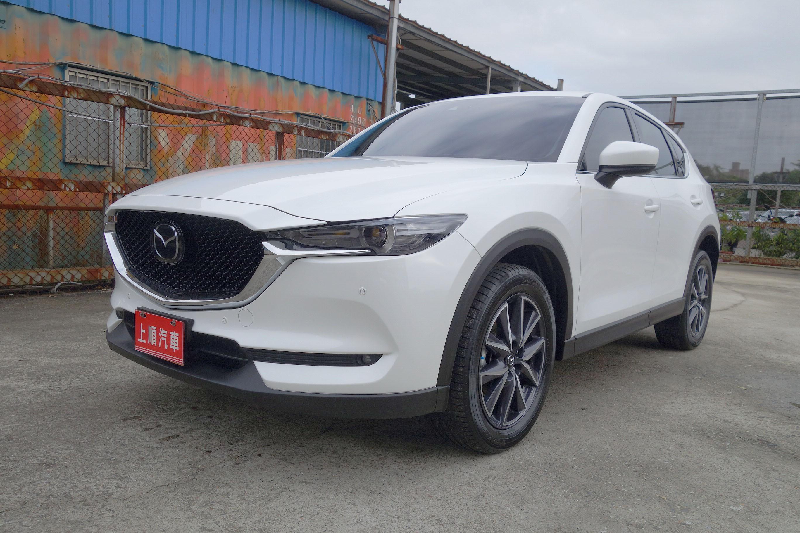 2018 Mazda 馬自達 Cx-5