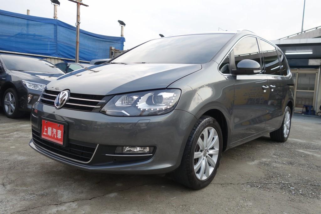 2016 Volkswagen 福斯 Sharan