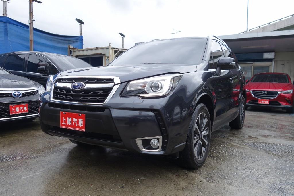 2018 Subaru 速霸陸 Forester