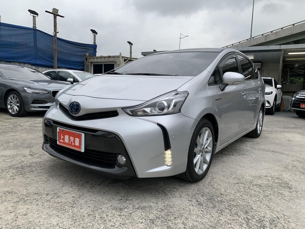 2019 Toyota 豐田 Prius Alpha