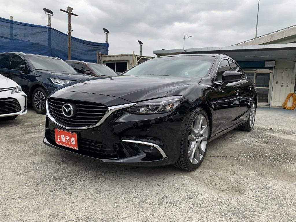 2017 Mazda 馬自達 6