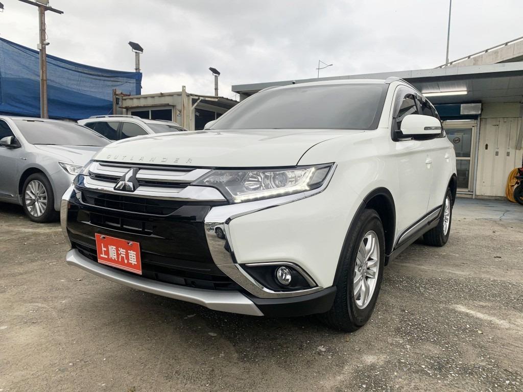 2018 Mitsubishi 三菱 Outlander