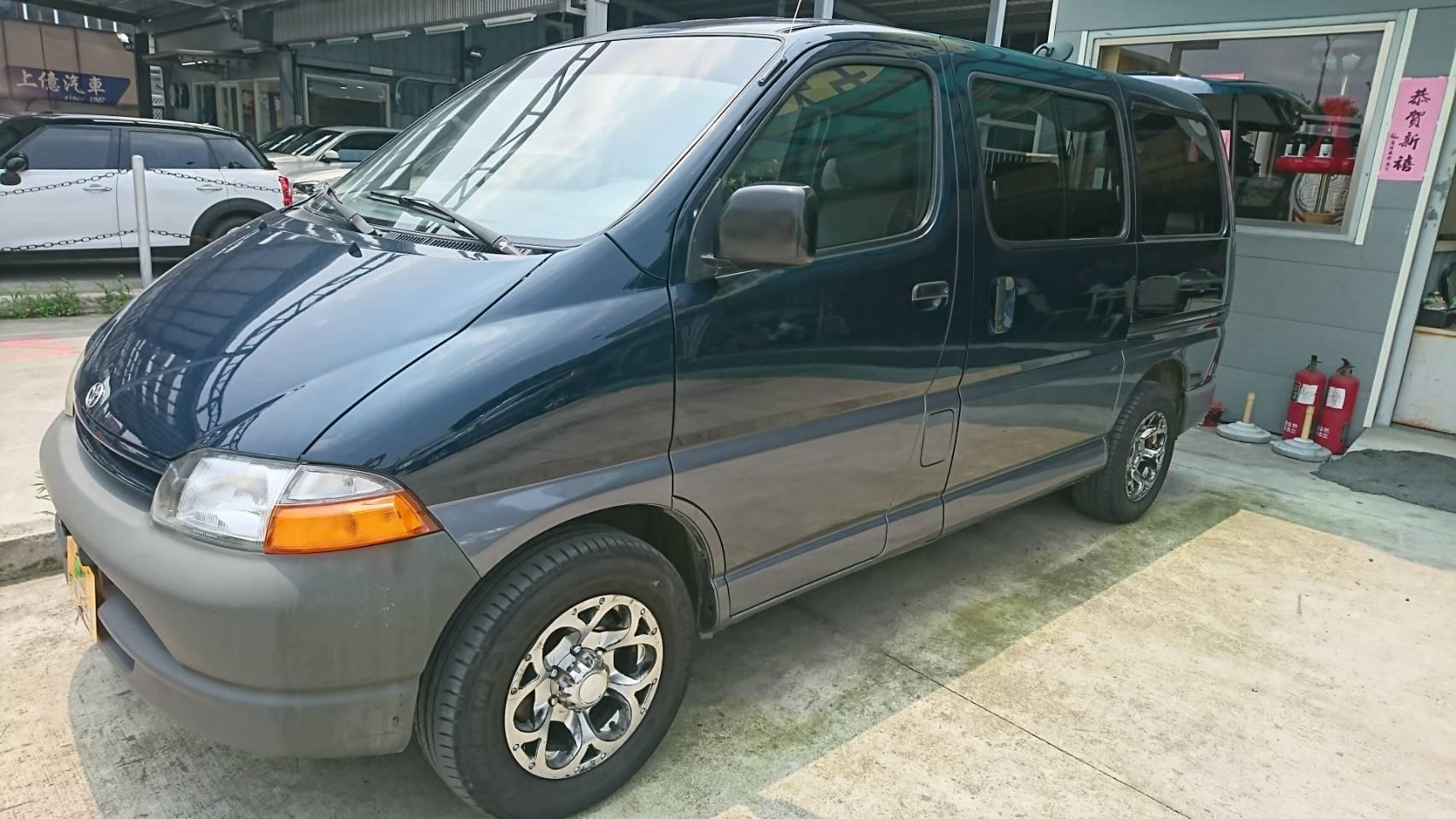 1999 Toyota 商用車