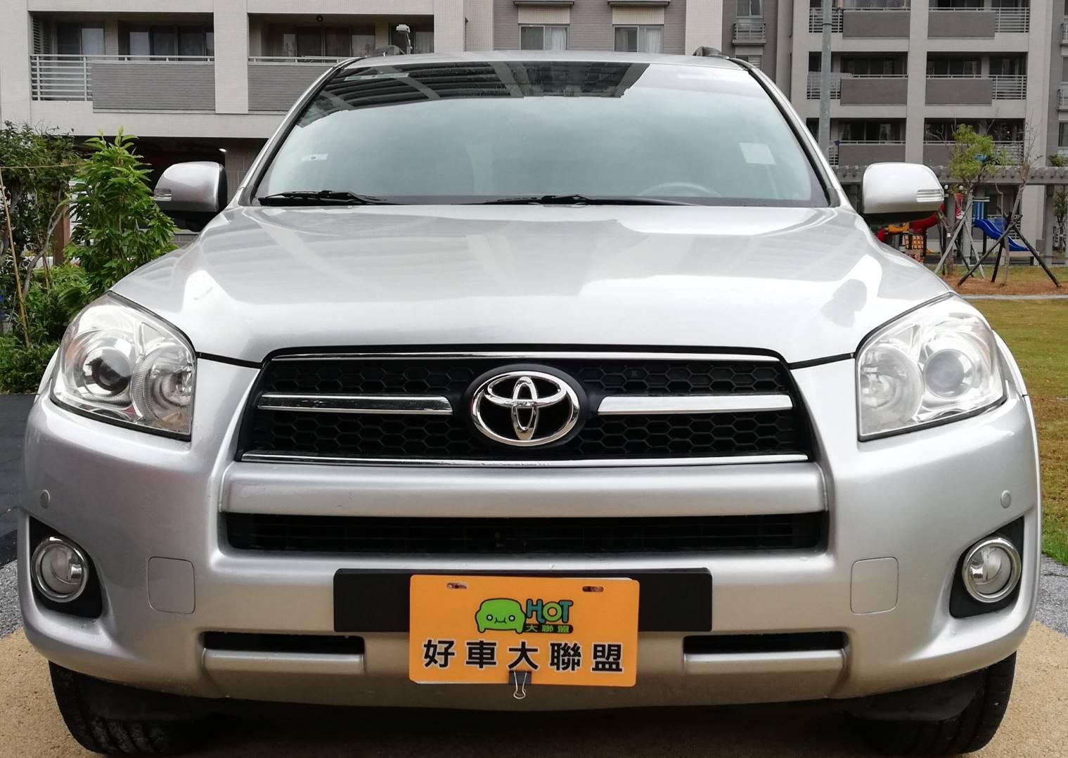 2011 Toyota 豐田 Rav4