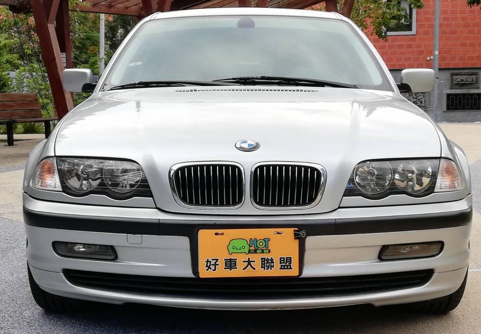 2001 BMW 寶馬 3-series sedan