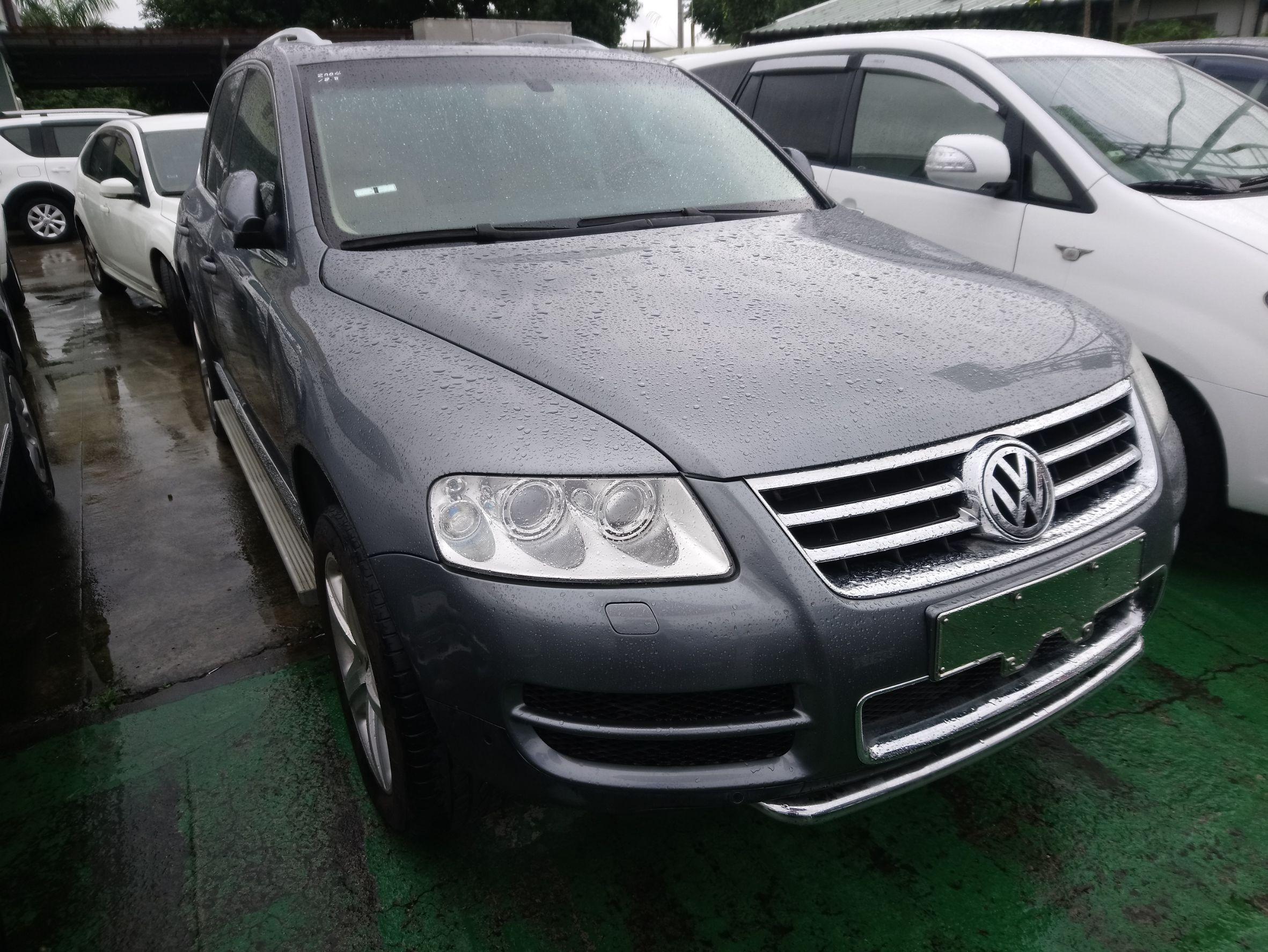 2004 Volkswagen 福斯 Touareg