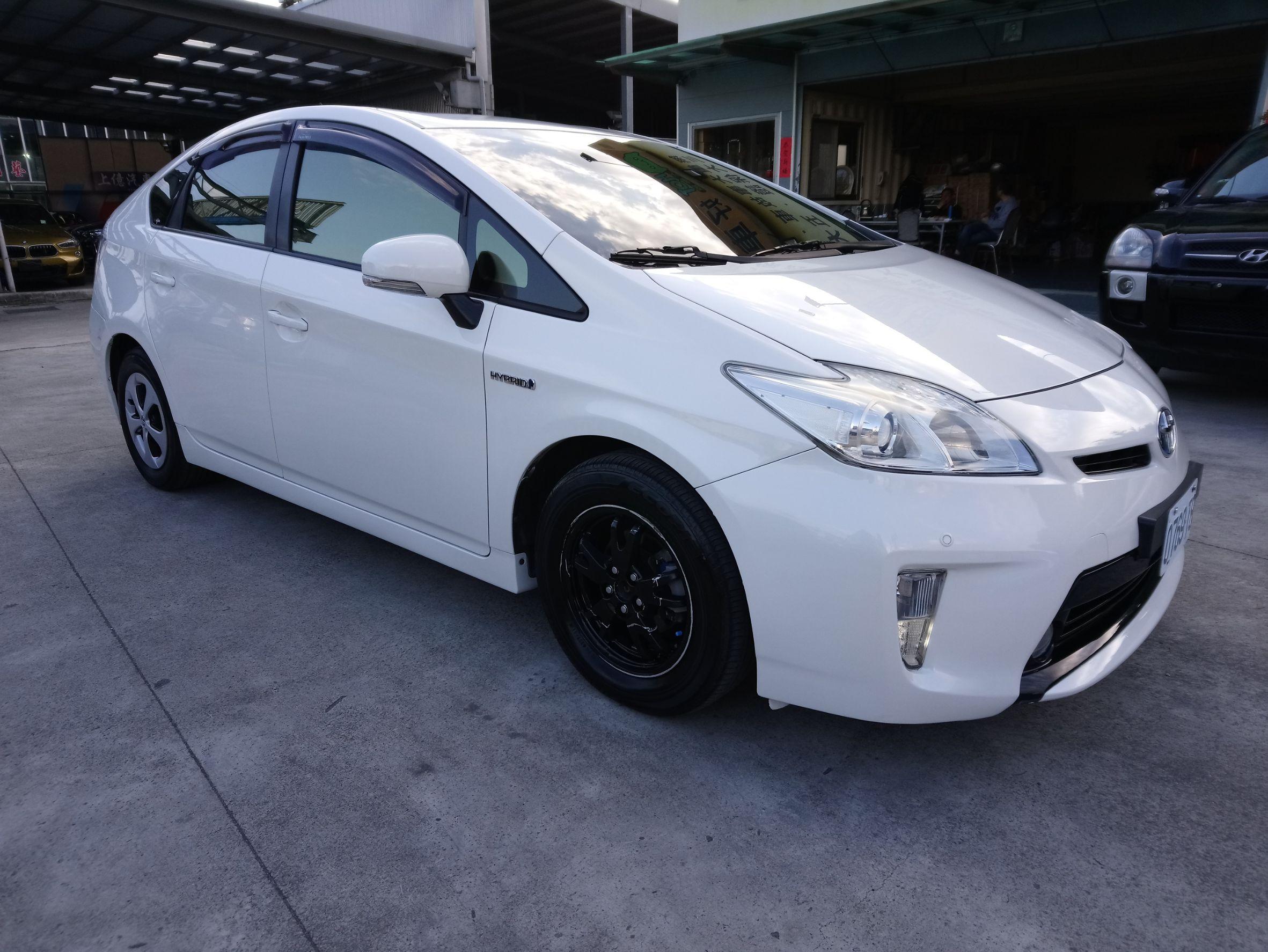 2012 Toyota 豐田 Prius