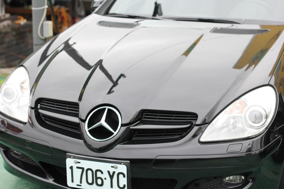 2004 M-Benz 賓士 Slk
