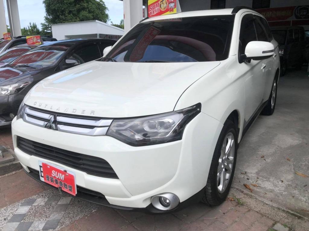 2016 Mitsubishi 三菱 Outlander