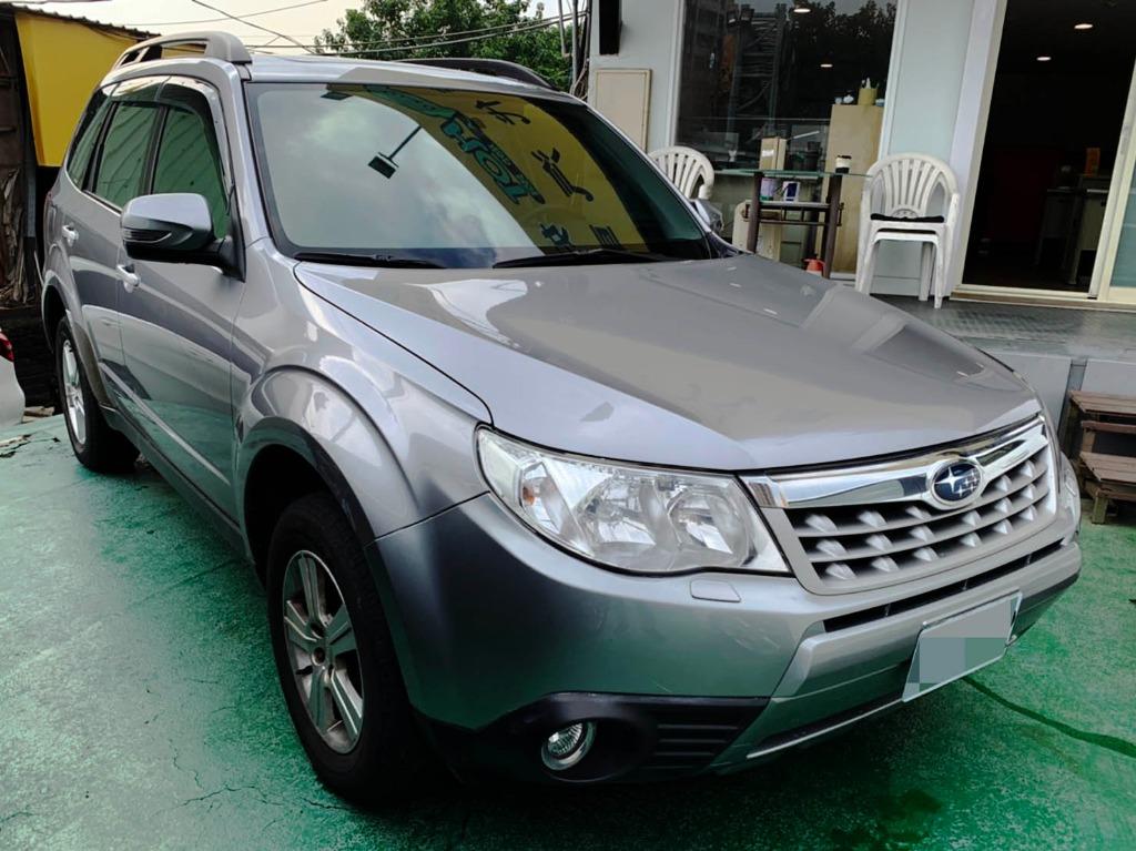 2011 Subaru 速霸陸 Forester