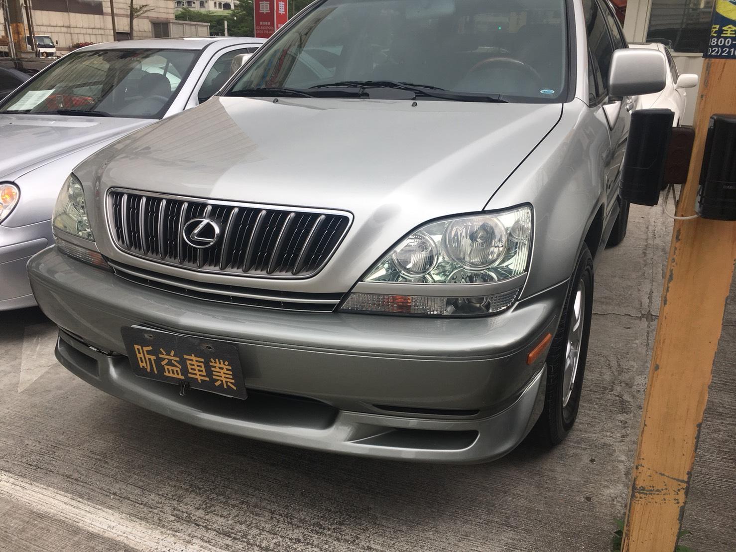 2001 Lexus 凌志 RX