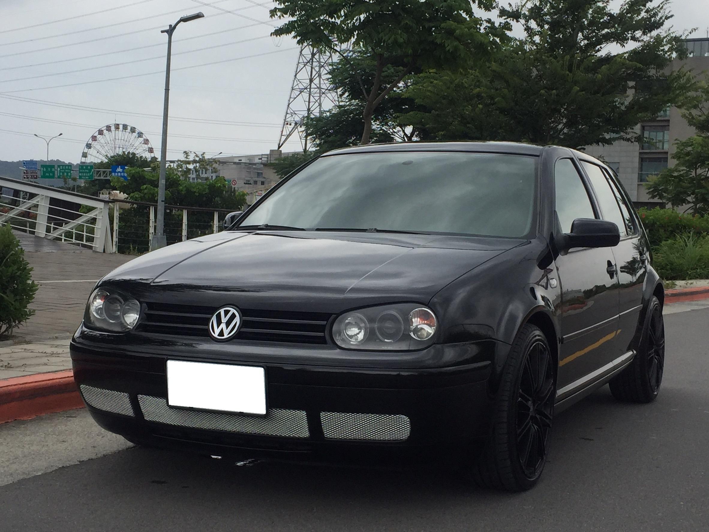 2001 Volkswagen 福斯 Golf