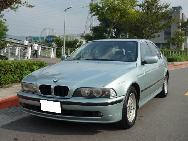 2001 BMW 寶馬 5-series sedan