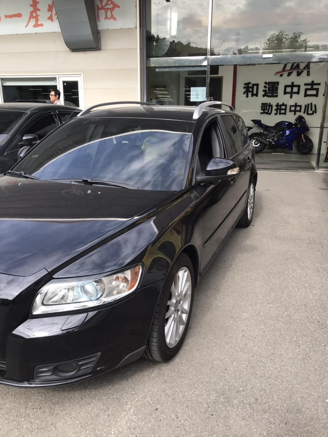 2010 Volvo 富豪 V50
