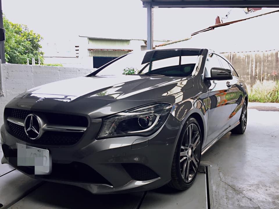 2015 M-Benz 賓士 Cla-class