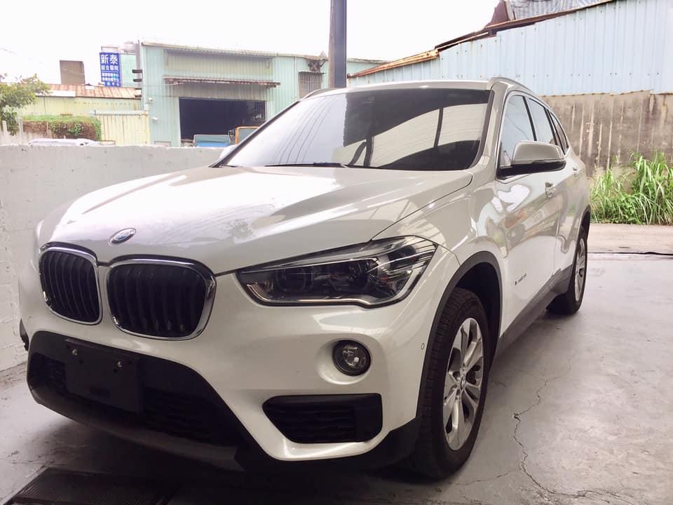 2017 BMW 寶馬 X1