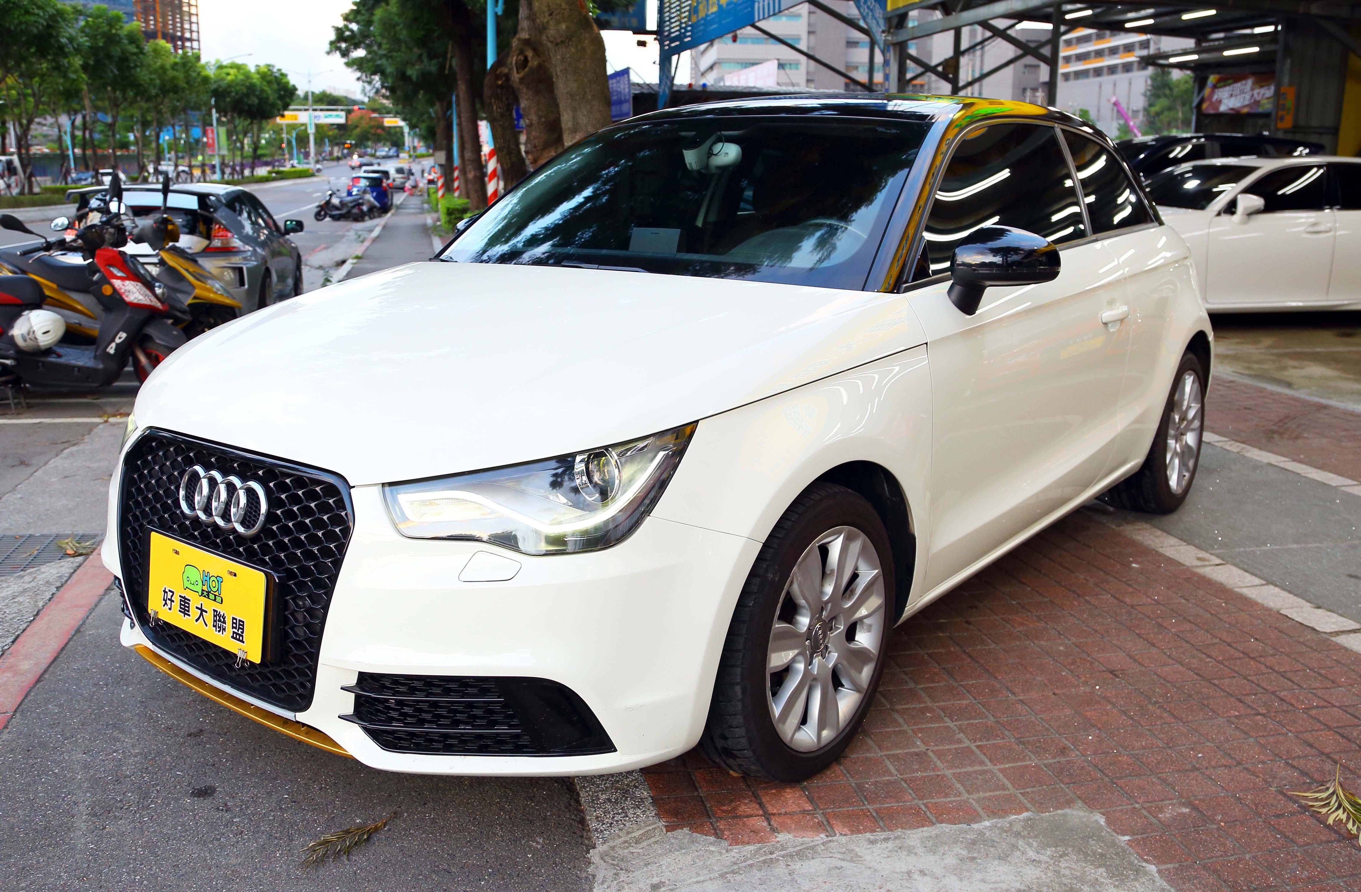 2011 Audi 奧迪 A1