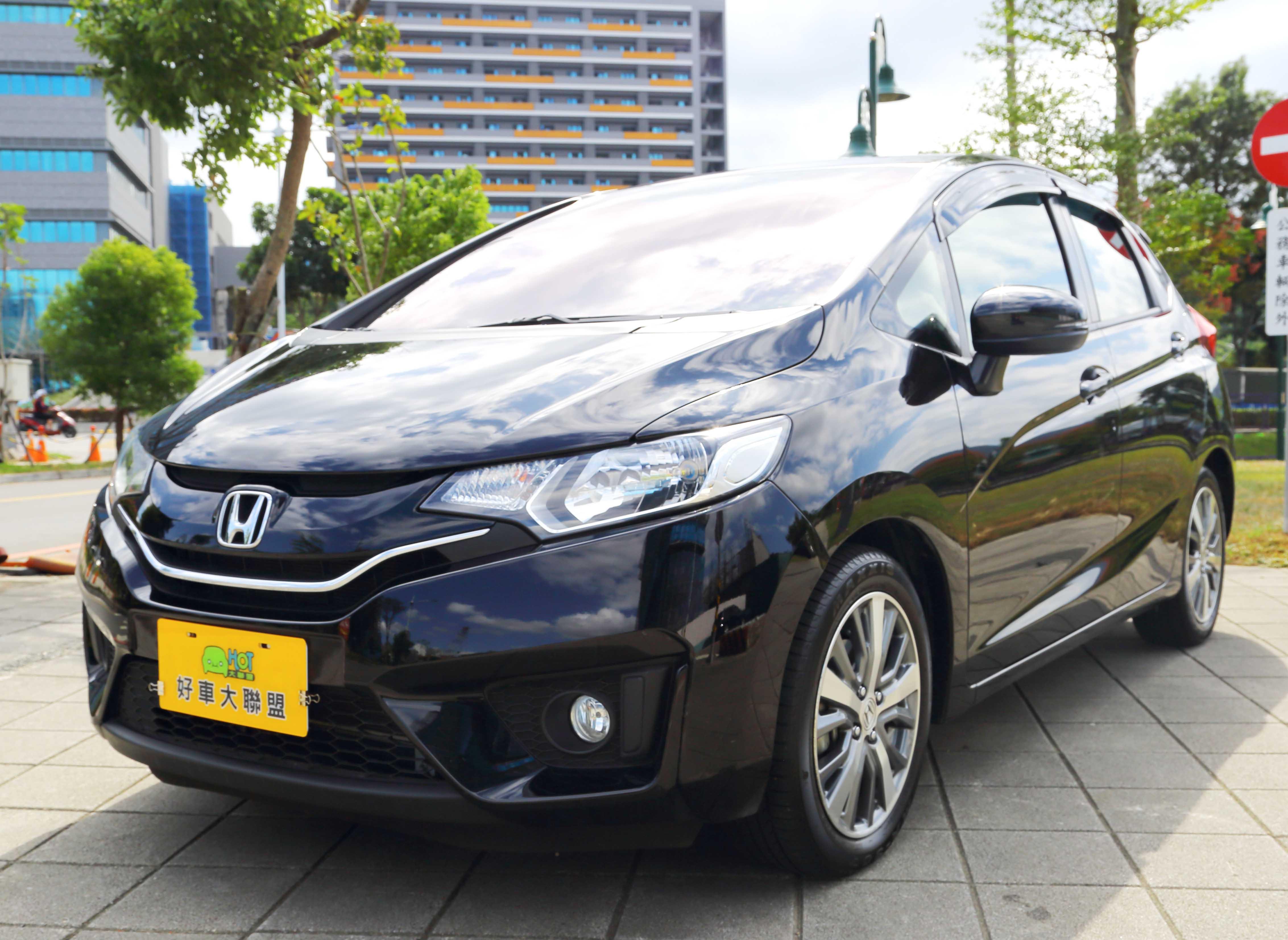 2016 Honda 本田 Fit