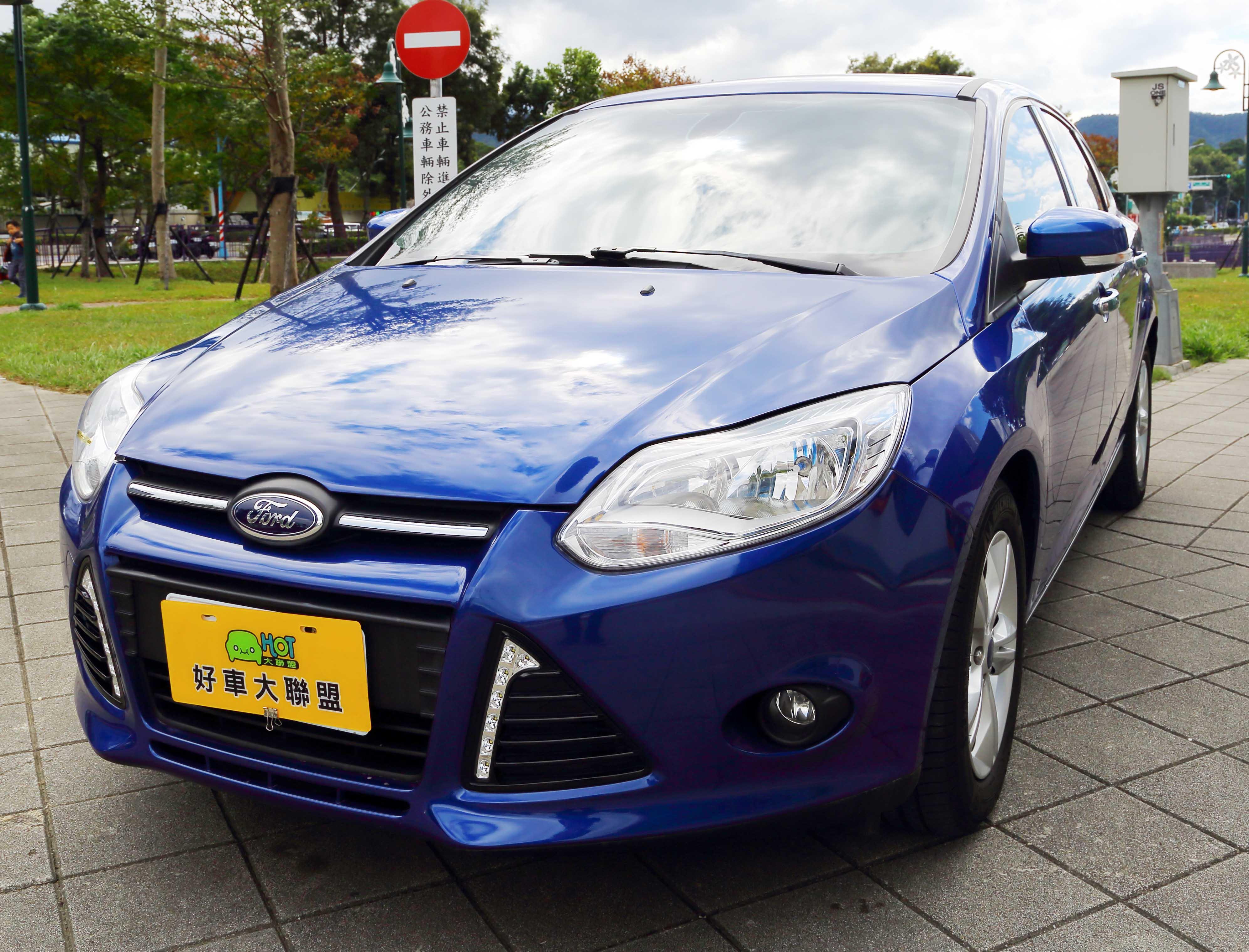 2015 Ford 福特 Focus