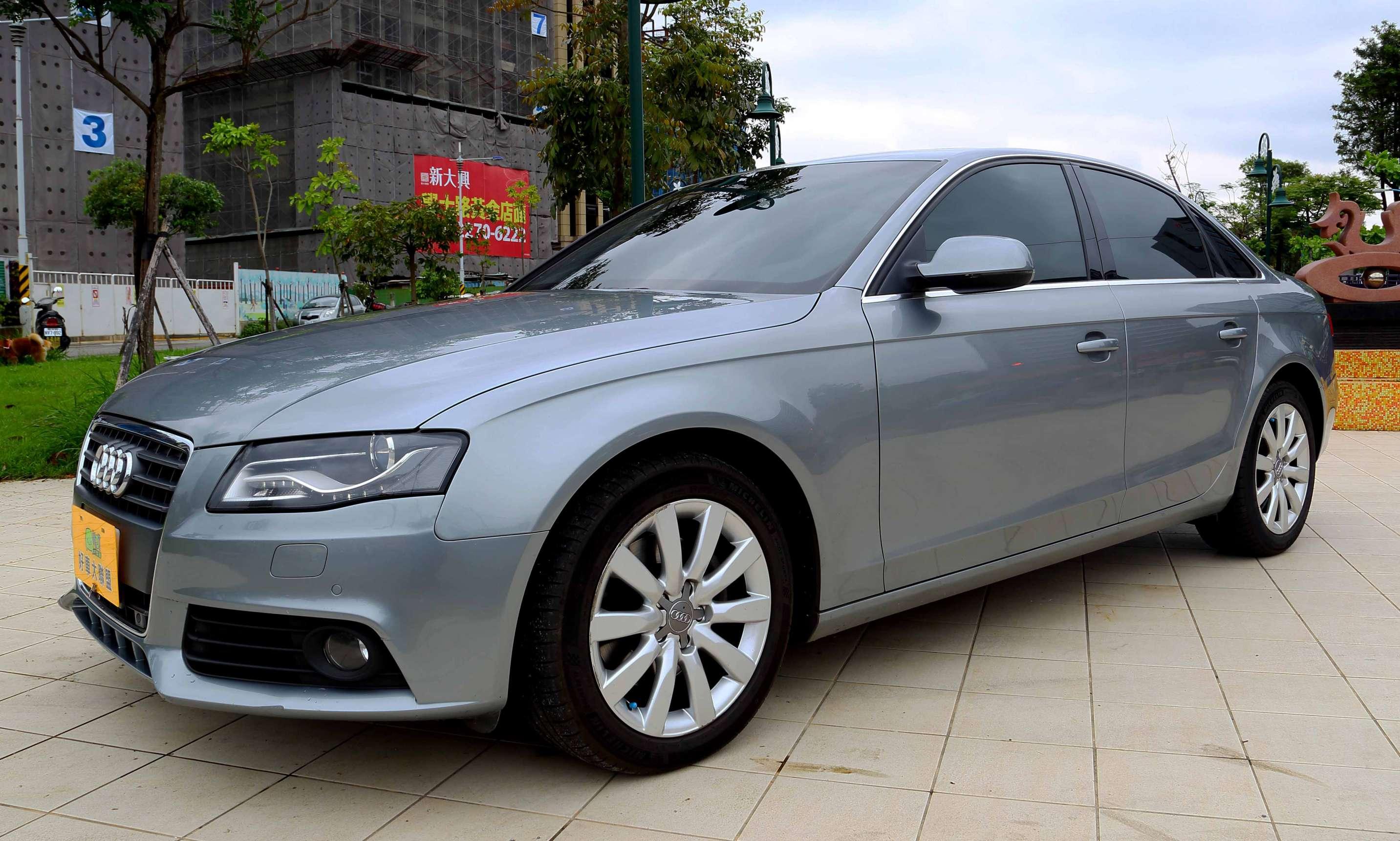 2010 Audi 奧迪 A4 sedan