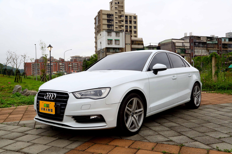 2014 Audi 奧迪 A3 sedan